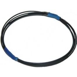 Odporový drôt teflonovaný d-0,7 mm - 110 cm