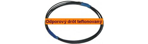 Odporové drôty teflonované