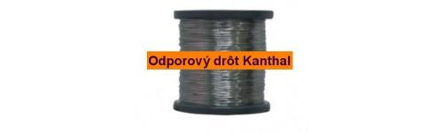 Odporové drôty Kanthal